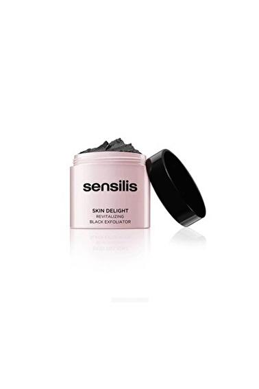 Sensilis SENSILIS Detox Etkili Arındırıcı Peeling - Skin Delight Revitalizing Black Exfoliator 75 ml Renksiz